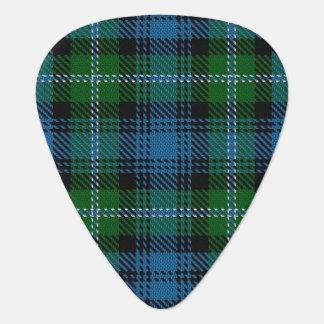 Clan Lyon Sounds of Scotland Tartan Guitar Pick