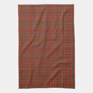 Clan MacAlister Tartan Tea Towel