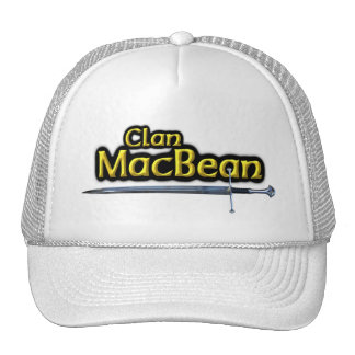 Clan MacBean Scottish Inspiration Cap