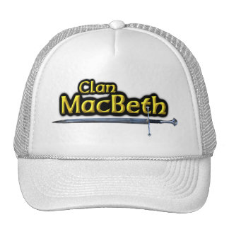 Clan MacBeth Scottish Inspiration Sword Cap