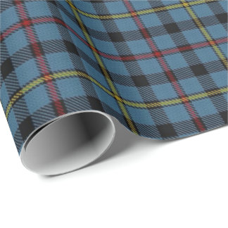 Clan MacCrimmon Scottish Tartan Wrapping Paper
