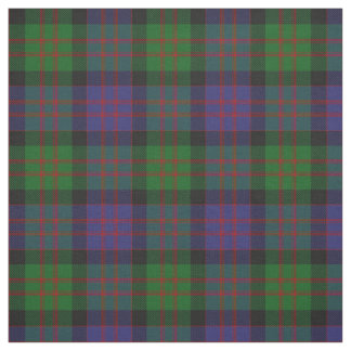 Clan MacDonald Scottish Tartan Plaid Fabric