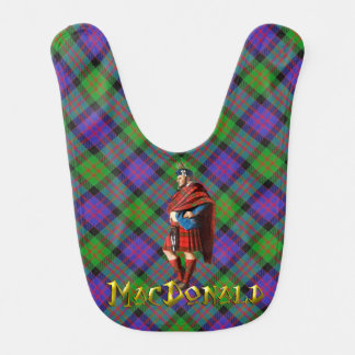 Clan MacDonald SuperBaby Bib