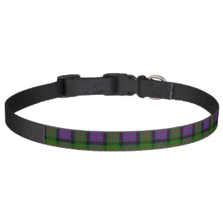 Clan MacDonald Tartan Pet Collar