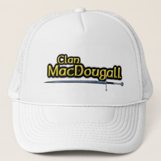 Clan MacDougall Scottish Inspiration Trucker Hat
