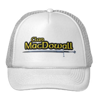 Clan MacDowall Scottish Inspiration Cap