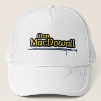 Clan MacDowall Scottish Inspiration Trucker Hat