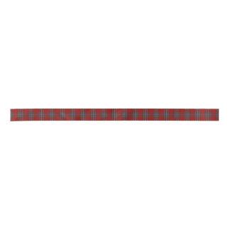 Clan MacFarlane Tartan Plaid Ribbon Satin Ribbon