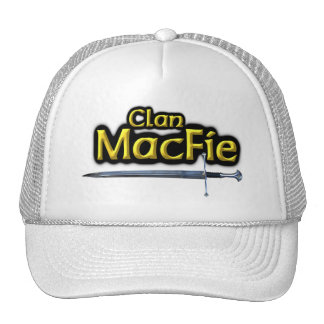 Clan MacFie Scottish Inspiration Cap