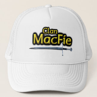 Clan MacFie Scottish Inspiration Trucker Hat
