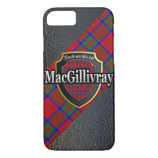 Clan MacGillivray Scottish Celebration iPhone 8/7 Case