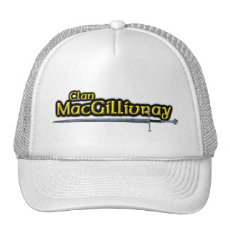Clan MacGillivray Scottish Inspiration Cap