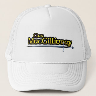 Clan MacGillivray Scottish Inspiration Trucker Hat