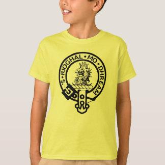 Clan MacGregor Badge T-Shirt