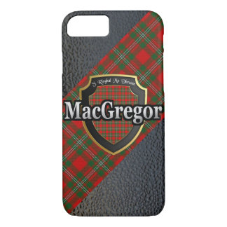 Clan MacGregor Scottish Celebration iPhone 8/7 Case