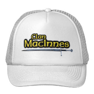 Clan MacInnes Scottish Inspiration Cap