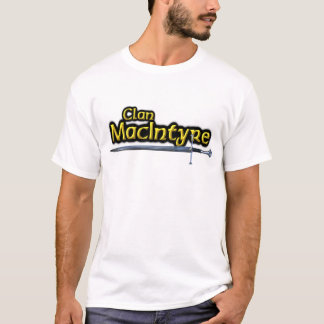Clan MacIntyre Inspired Scottish T-Shirt