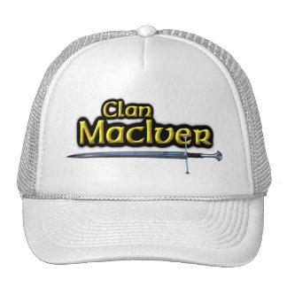 Clan MacIver Scottish Inspiration Cap