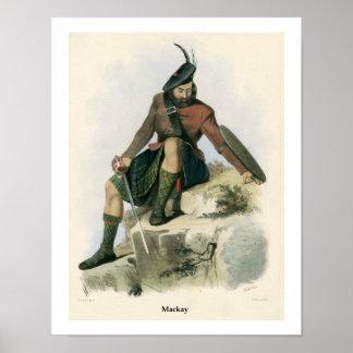 Clan Mackay Poster