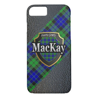Clan MacKay Scottish Celebration iPhone 8/7 Case