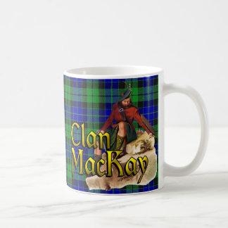 Clan MacKay Scottish Dream Cup Coffee Mugs