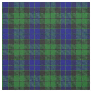 Clan MacKay Scottish Tartan Plaid Fabric