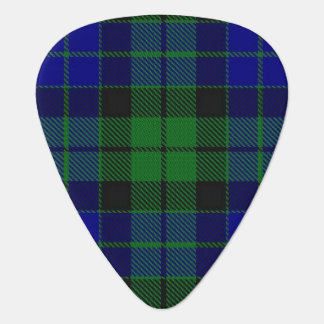 Clan MacKay Sounds of Scotland Tartan Guitar Pick