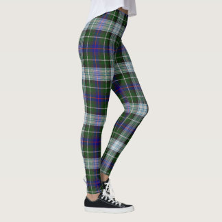 Clan MacKenzie Dress Tartan Leggings