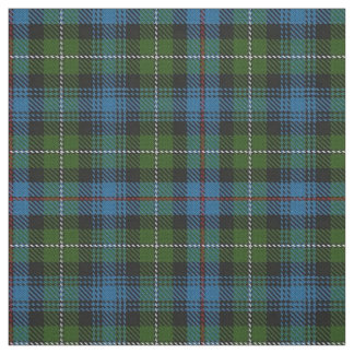 Clan MacKenzie Scottish Tartan Plaid Fabric