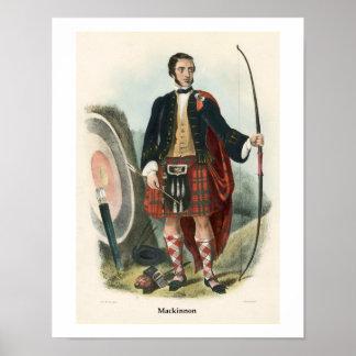 Clan Mackinnon Poster