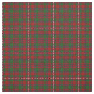Clan MacKinnon Scottish Tartan Plaid Fabric