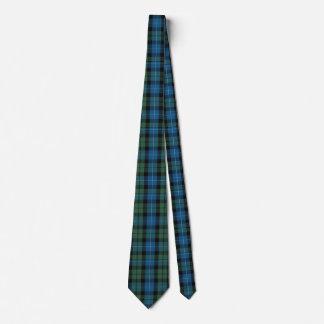 Clan MacKirdy Tartan Plaid Neck Tie