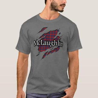 Clan MacLachlan McLaughlin Tartan Spirit Shirt