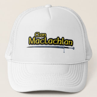 Clan MacLachlan Scottish Inspiration Trucker Hat