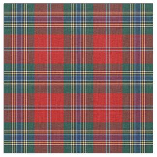 Clan MacLean of Duart Tartan Fabric