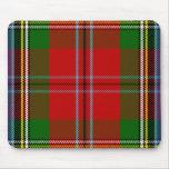 Clan MacLean Of Duart Tartan Mouse Mat