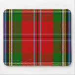 Clan MacLean Of Duart Tartan Mouse Pad