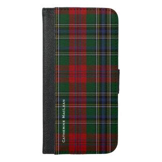 Clan MacLean Plaid iPhone 6 Plus Wallet