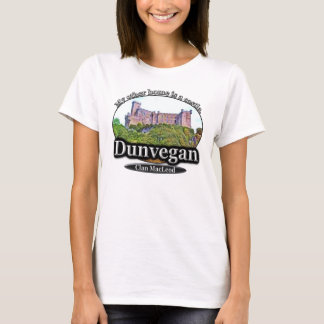 Clan MacLeod Dunvegan Castle Scotland T-Shirt