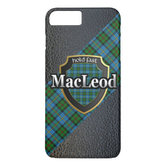 Clan MacLeod of Harris Scottish Celebration iPhone 8 Plus/7 Plus Case