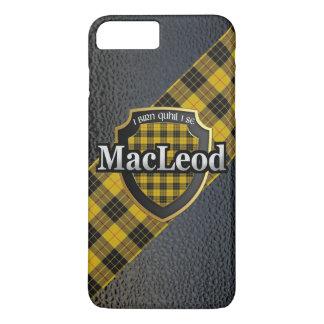 Clan MacLeod of Lewis Scottish Celebration iPhone 7 Plus Case