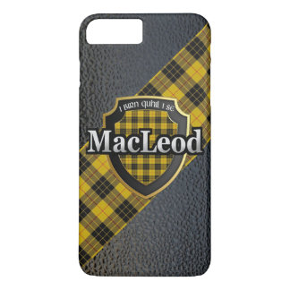 Clan MacLeod of Lewis Scottish Celebration iPhone 8 Plus/7 Plus Case