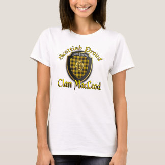 Clan MacLeod of Lewis Scottish Proud Shirts