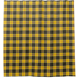 Clan MacLeod Scottish Heritage Tartan Shower Curtain