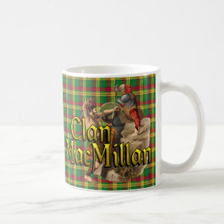 Clan MacMillan Scottish Dream Cup Coffee Mugs