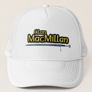 Clan MacMillan Scottish Inspiration Trucker Hat