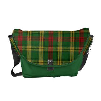 Clan MacMillan Tartan Plaid Messenger Bag