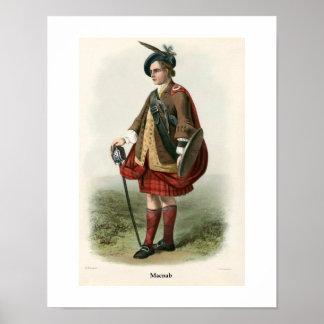 Clan Macnab Poster