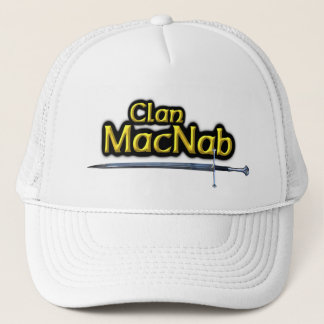 Clan MacNab Scottish Inspiration Trucker Hat