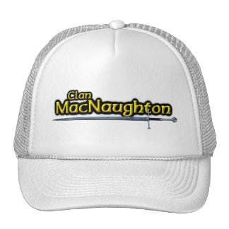Clan MacNaughton Scottish Inspiration Cap